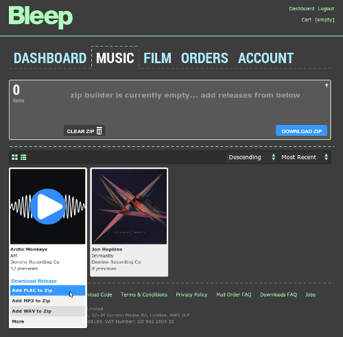 Anatomy of a Bleep download - bliss