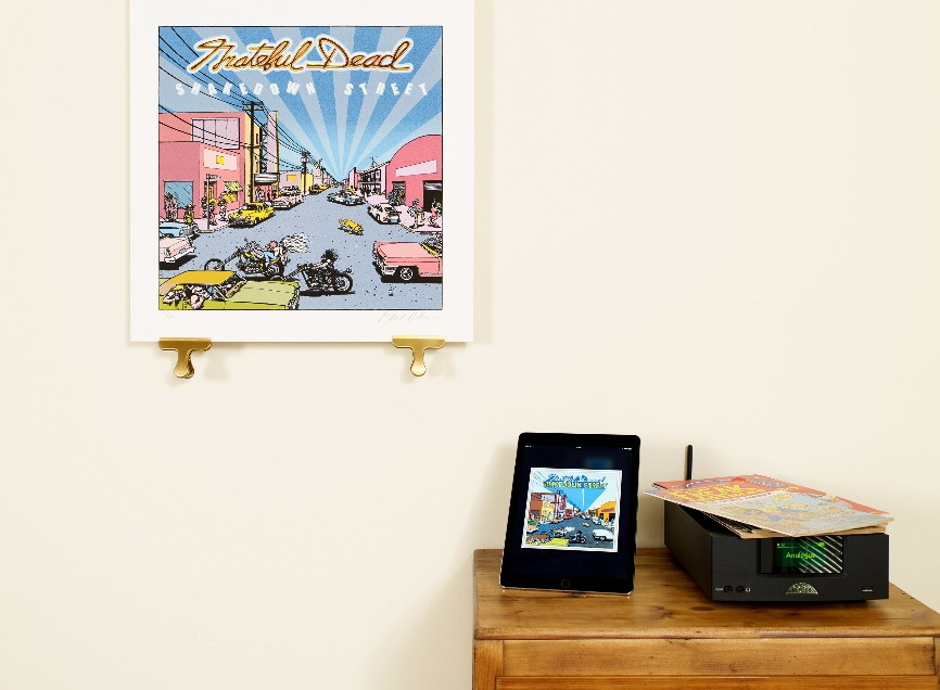 Grateful Dead 'Shakedown Street' edition of 170 by Gilbert Shelton