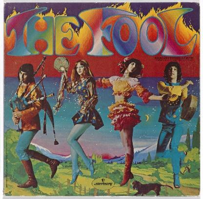 The Fool by The Fool by Alan Aldridge