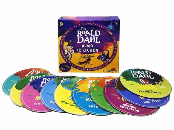 The Roald Dahl Collection CD boxset
