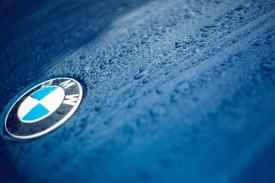 BMW iDrive album art - bliss