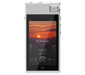 Cayin N5iiS portable hi fi player