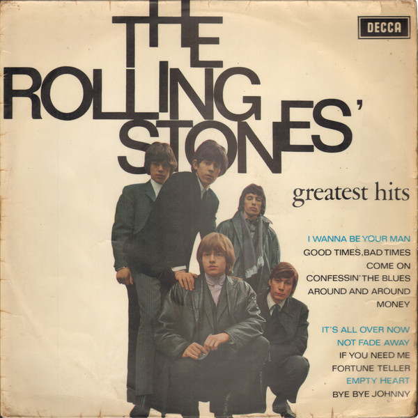 1964 Rolling Stones Greatest Hits