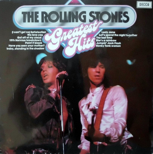 1977 Rolling Stones Greatest Hits