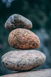 Stable stones