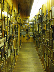 Inside the Wall Drug hall