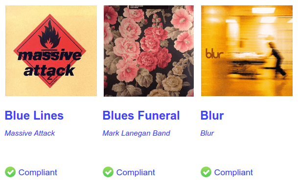 Download album artwork automatically with bliss