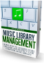 Music library management ebook